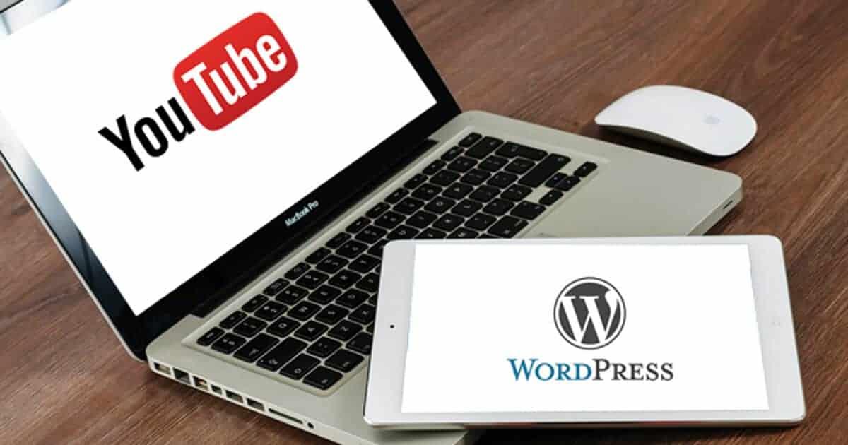 WordPress: YouTube Video richtig einfügen – so klappt's