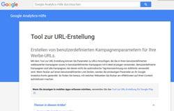 Tool zur URL- Erstellung