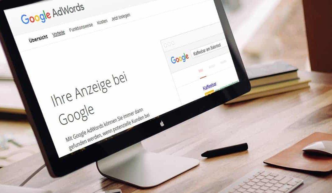 Wichtige Google AdWords Änderung