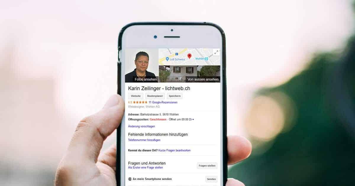 Google My Business – Vorteile und Tipps